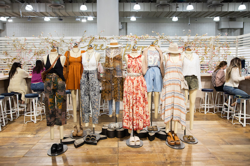 Tie-Dye, Linens and Preppy Prints Top Retailers' Shopping