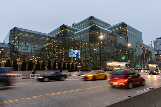 NY WOMEN'S - Jacob Javits Center